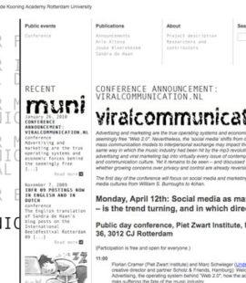 Viral Communication