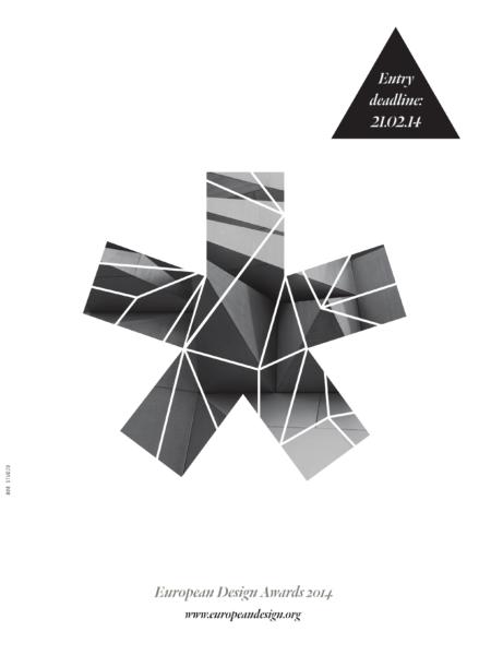 European Design Awards 2014 Entry Deadline