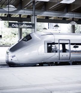 Transport from Oslo's airports to the city centre