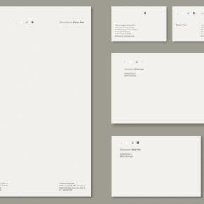 Corporate Design Dr. Florian Fries