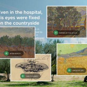 Van Gogh Museum website