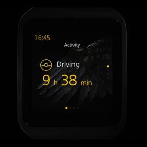 Scania Watch – Black Griffin