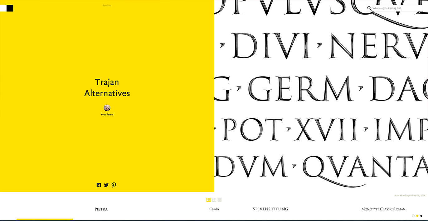 fontshop com – European Design