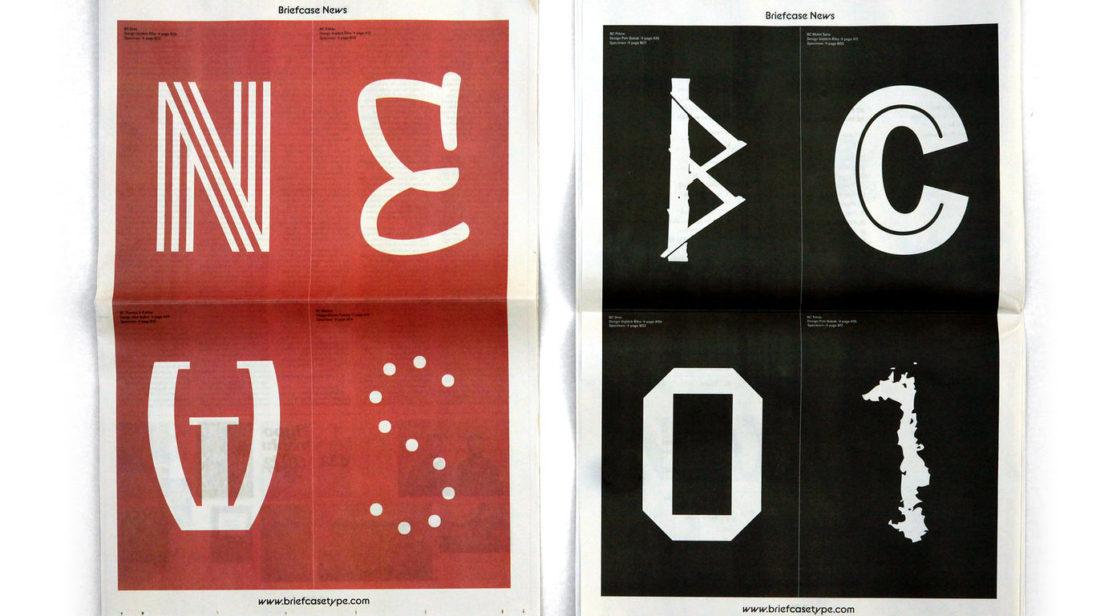 Briefcase Type Foundry – European Design