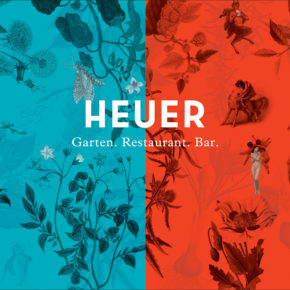 Heuer – Bar, Restaurant, Urban Garden