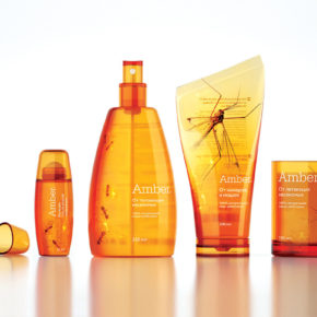 AMBER. Natural insect repellents