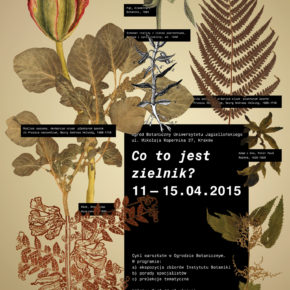 Design of Selected Visual Information Components for Bothanical Garden of the Jagiellonian University in Cracov