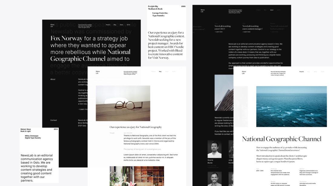 Newslab – European Design